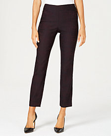 JM Collection Pull-On Pants, Created for Macy's