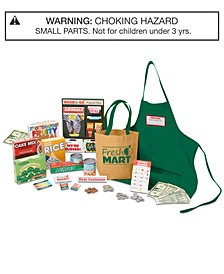 Melissa & Doug Fresh Mart Grocery Store Companion Accessories Collection