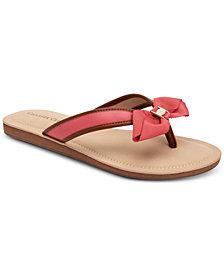 Charter Club Esmaraa Flip-Flop Sandals, Created for Macy's