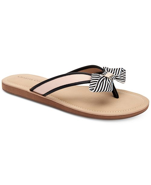 7afb46e47f50 Charter Club Esmaraa Flip-Flop Sandals