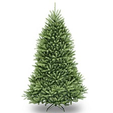 National Tree 7' Dunhill Fir Hinged Tree