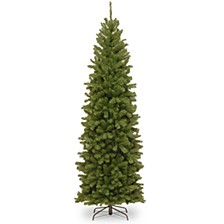 National Tree 9' North Valley Spruce Pencil Slim Tree