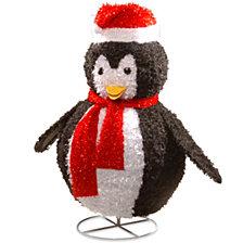 """National Tree Company 28"""" Pop Up Penguin"""