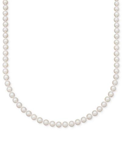 Belle de Mer Pearl Necklace, 16