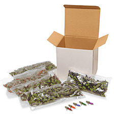 National Tree Company Replacement Bulbs, 1000 Multicolor