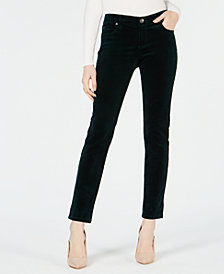 Kut from the Kloth Catherine Corduroy Pants, Created for Macy's