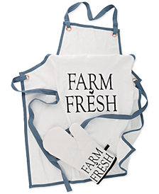 Thirstystone Farm to Table Apron and Mitt