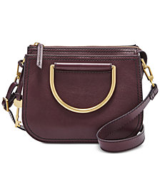 Fossil Ryder Top Handle Crossbody