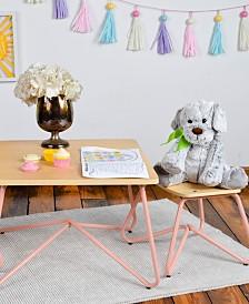 Kellan 3-Piece Table And Stool Set