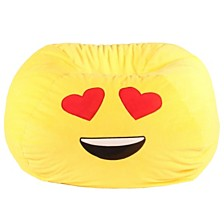 Acessentials Emoji Bean Bag Chair