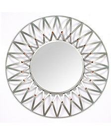 Stratton Home Decor Nikki Wall Mirror