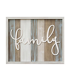 Rustic Family Wood
