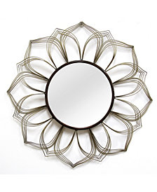 Stratton Home Decor Ariana Wall Mirror