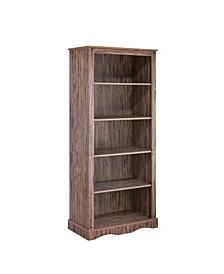 Simplicity Bookcase with 5 Shelves