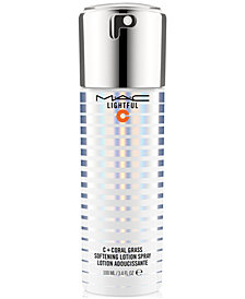 MAC Lightful C + Coral Grass Softening Lotion Spray, 3.4 fl. oz.