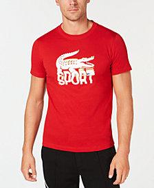 Lacoste Men's Logo Print Tennis T-Shirt