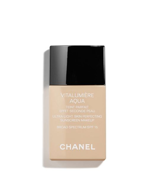 CHANEL Ultra-Light Skin Perfecting Sunscreen Makeup Broad Spectrum SPF 15