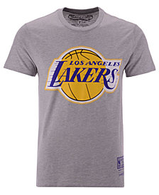 Mitchell & Ness Men's Los Angeles Lakers Zigzag T-Shirt