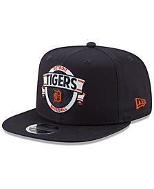 New Era Detroit Tigers Banner 9FIFTY Snapback Cap
