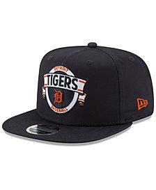 New Era Detroit Tigers Banner 9FIFTY Snapback Cap