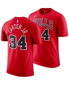 Nike Men's Wendell Carter Jr. Chicago Bulls Icon Player T-Shirt
