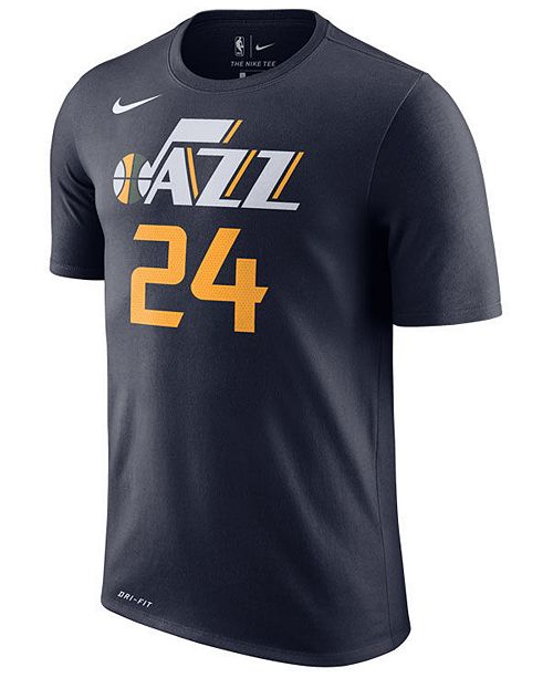 finest selection 18640 cce17 Nike Men's Grayson Allen Utah Jazz Icon Player T-Shirt ...