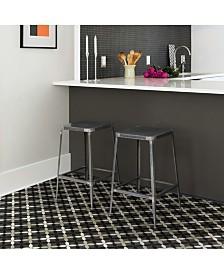 Clover Peel and Stick Floor Tiles