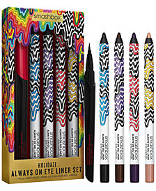 Smashbox 5-Pc. Holidaze Always On Eye Liner Set, A $94 Value!