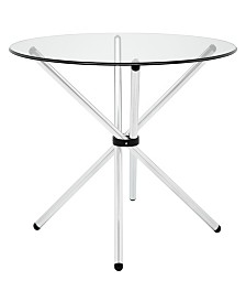 Modway Baton Round Dining Table