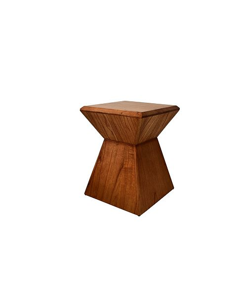222 Fifth Pratt Accent Stool, Quick Ship