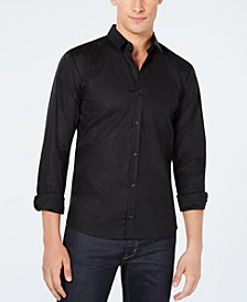 HUGO Men's Slim-Fit Shirt