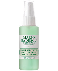 Mario Badescu Facial Spray With Aloe, Cucumber & Green Tea, 2-oz.