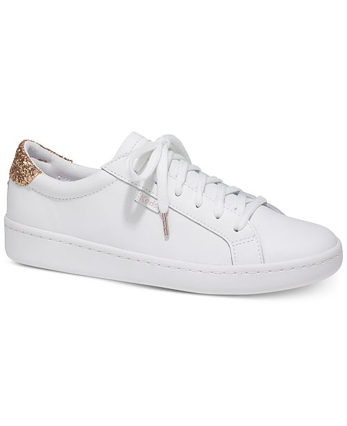 5ffc4d71113c kate spade new york Ace Lace-Up Sneakers   Reviews - Athletic Shoes ...