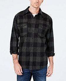 Pendleton Men's Guide Buffalo Check Wool Shirt