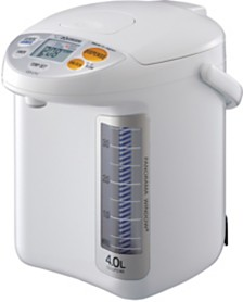 Zojirushi Panorama Window® Micom Boiler & Warmer 4L