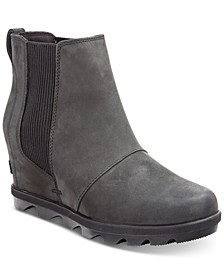Women's Joan of Arctic Wedge II Waterproof Chelsea Booties