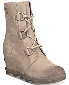 Women's Joan of Arctic Wedge II Waterproof Lug Sole Booties
