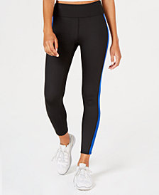 Freshman Juniors' Varsity-Stripe Leggings