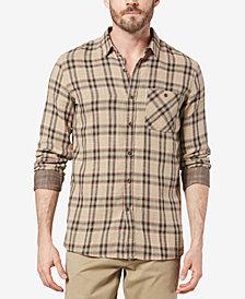 Dockers® Men's Double-Weave Plaid Shirt