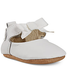 Robeez Baby Girls Adeline Ankle-Strap Shoes