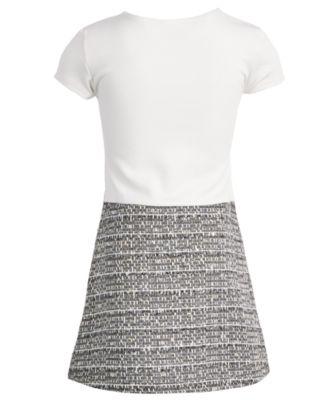 43af27da6de0 Finders | Little Girls 2-Pc. Tweed Coat & Dress Set