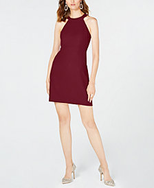 I.N.C. Halter Shift Dress, Created for Macy's