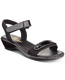 Callisto Simba Wedge Sandals