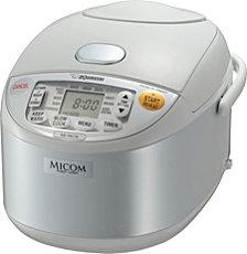 Zojirushi Umami® 5.5-cup Micom® Rice cooker & Warmer