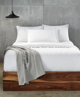Klein Throw Blanket