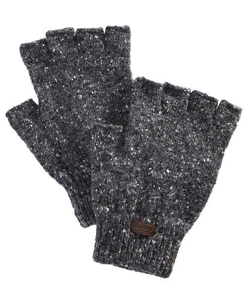5c1906a53d658 Barbour Men's Donegal Fingerless Gloves & Reviews - Hats, Gloves ...