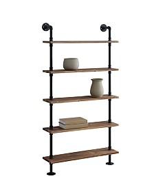 Anacortes 5 Shelf Piping