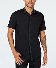 INC Men's Sateen Shirt, Created for Macy's