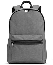 9b53efc45b BLANKSLATE by Solo Men s Blankslate Gray Backpack