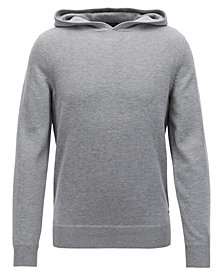BOSS Men's Hooded Sweater